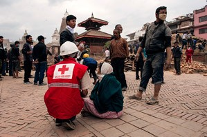 Nepal from the eyes of the American Red Cross CEO/President Gail McGovern