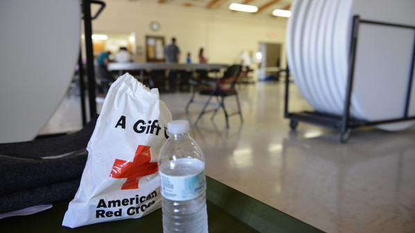 Red Cross Responds to Multiple Wildfires Throughout Northern California