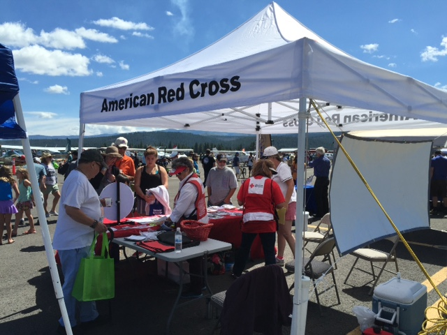 A Red Cross MissionMoment