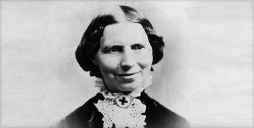 Clara Barton For #TheNew10