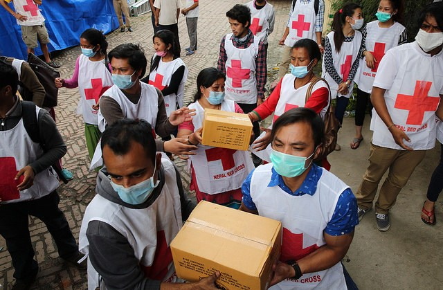 Three Months Later: Red Cross Recovery Efforts Ongoing in Nepal