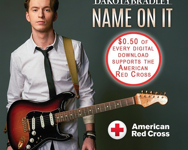 Dakota Bradley Named Ambassador for Red Cross Fire Mission