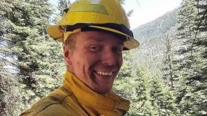 RIP - Michael Hallenbeck, Fallen Firefighter