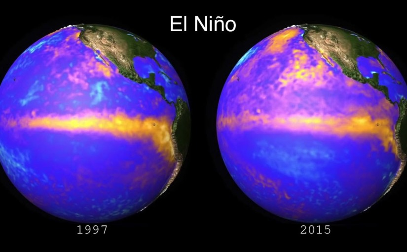 El Niño is Predicted to Bring a Wet Winter –  Now is the Time to Prepare!