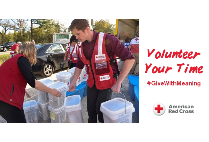 The Red Cross and GivingTuesday