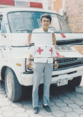 First aid responce
