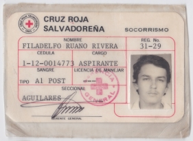 Red Cross Identification