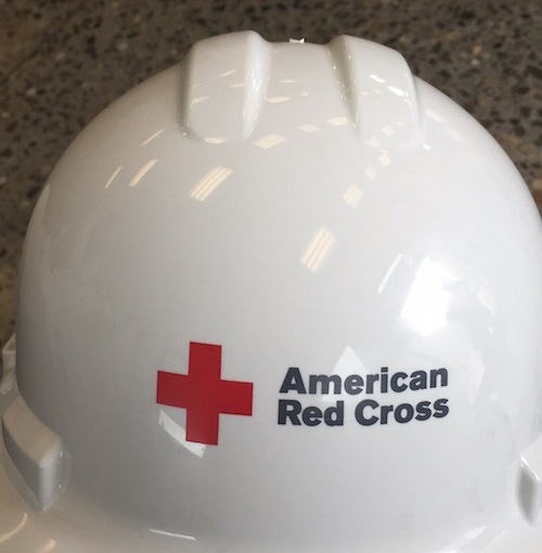 Why I Work with the Red Cross