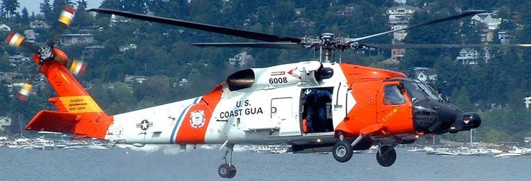 Red Cross, Partners Helping Coast Guard During Shutdown