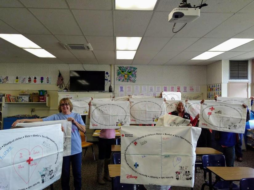 Have a Passion for Disaster Preparedness and Like to Talk to Kids? Check Out the PillowcaseProject