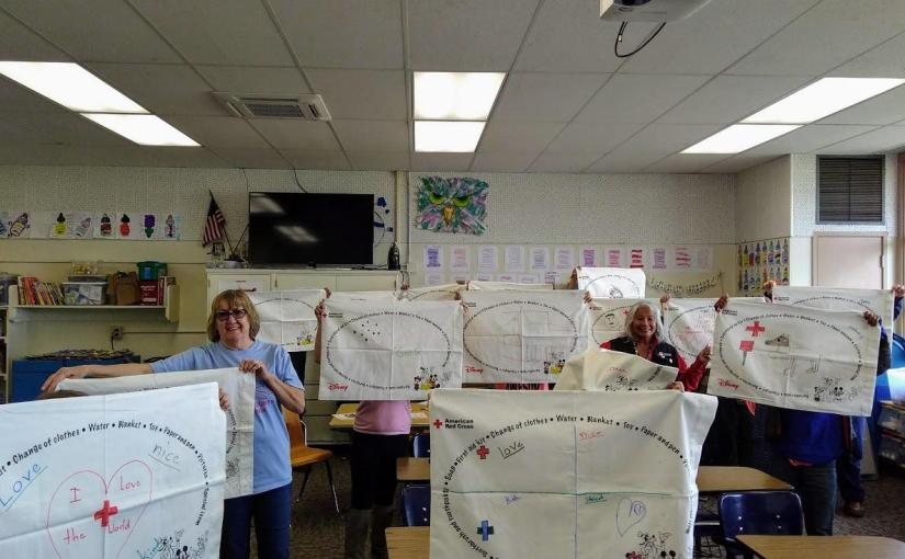Have a Passion for Disaster Preparedness and Like to Talk to Kids? Check Out the Pillowcase Project